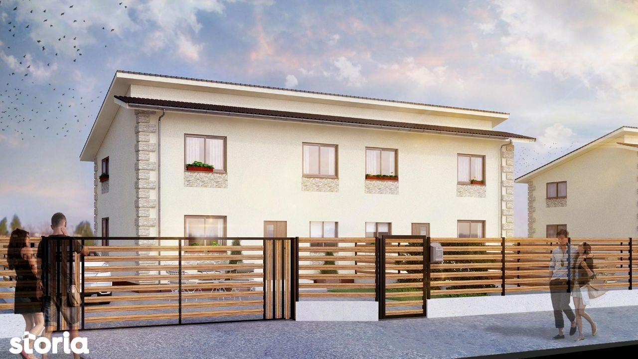 Casa duplex 4 camere Grigoresti 4C   Gavana