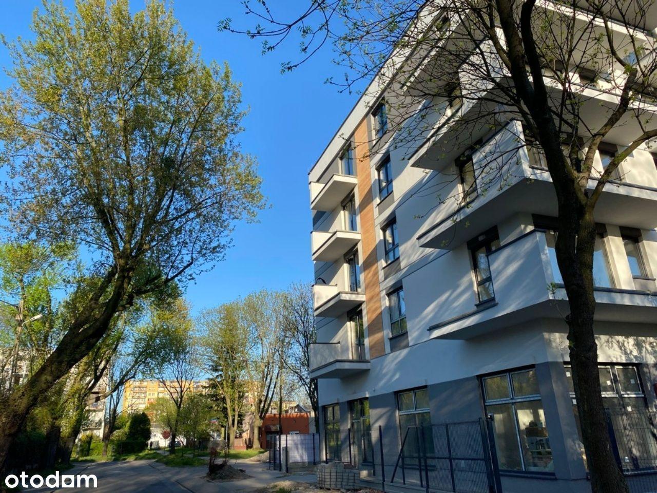 Apartament w stanie deweloperskim 4 pok, 2 balkony