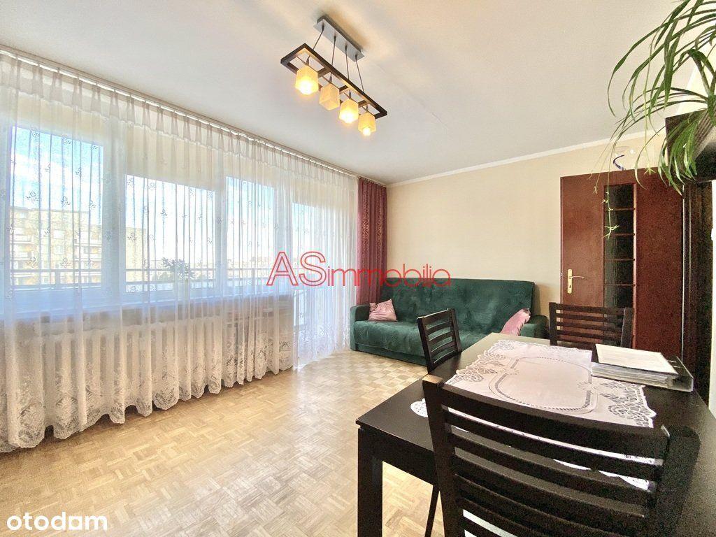 55 m2, 3 pokoje, świetny widok, dobra komunikacja