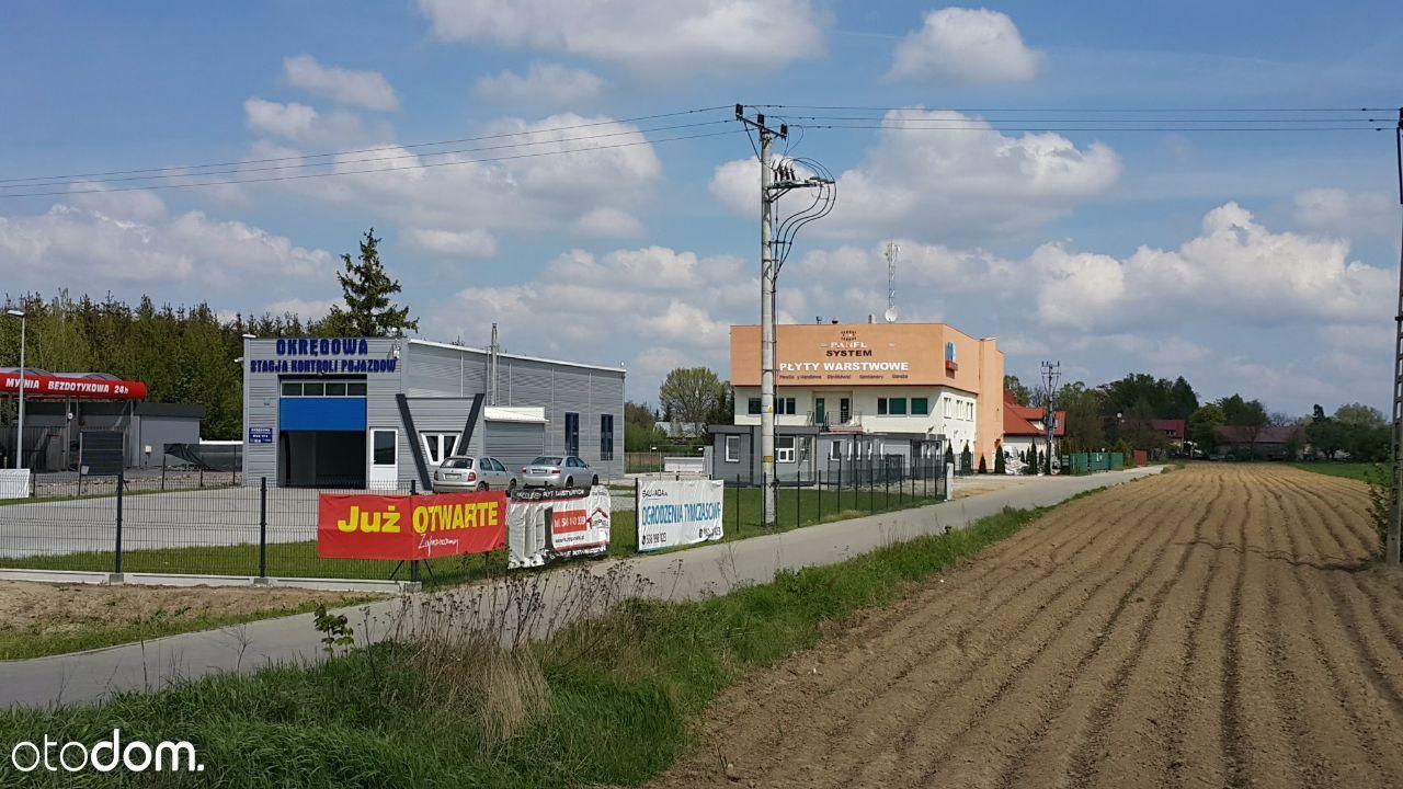 1850 m2 Budynek biurowo/produkcyjny Czosnów