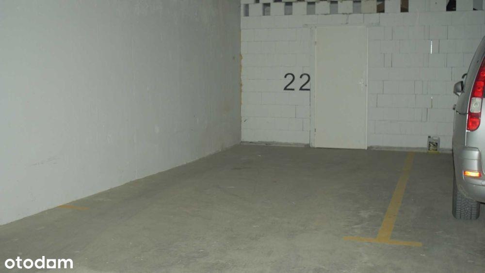 Miejsce postojowe w garażu podziemnym