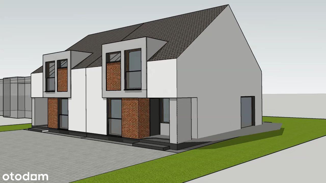 dom na sprzedaż 136 m2 dwulokalowy Luboń