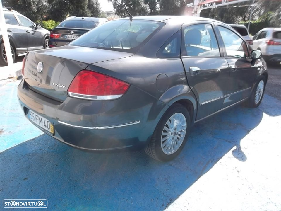 Fiat Linea 1.3 M-Jet Emotion - 4