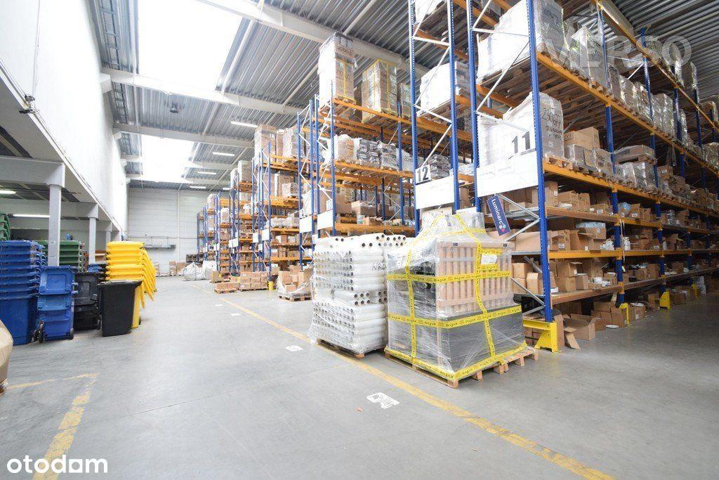 Magazyn/warehouse 3525 sqm. We speak english.