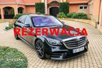 Mercedes-Benz Klasa S S400d 4Matic Long AMG. Salon PL. Head Up, Panorama. Gwarancja 2023. - 1