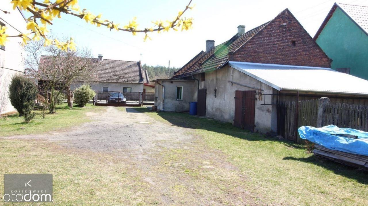 Mały, wolnostojący dom blisko Namysłowa!