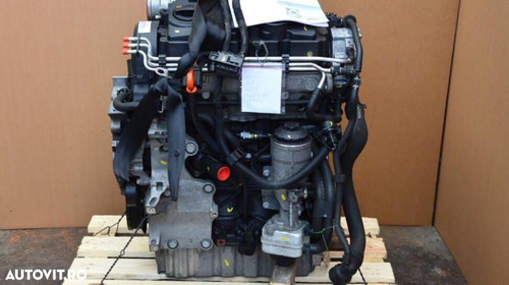 Motor Euro 4 VW Caddy 2.0 tdi AZV - 1