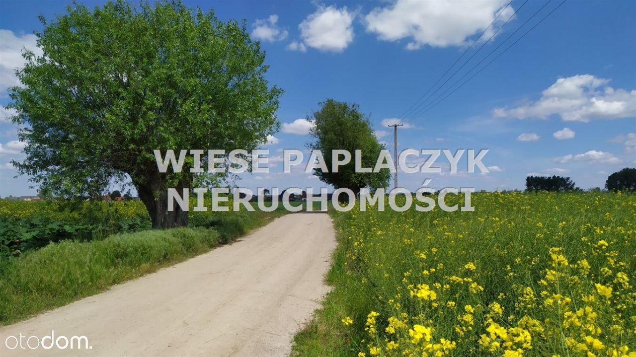Atrakcyjne działki , 30km od centrum Poznania