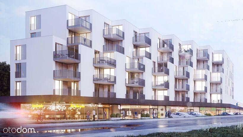 SIENKIEWICZA Apartamenty - 33,80m2