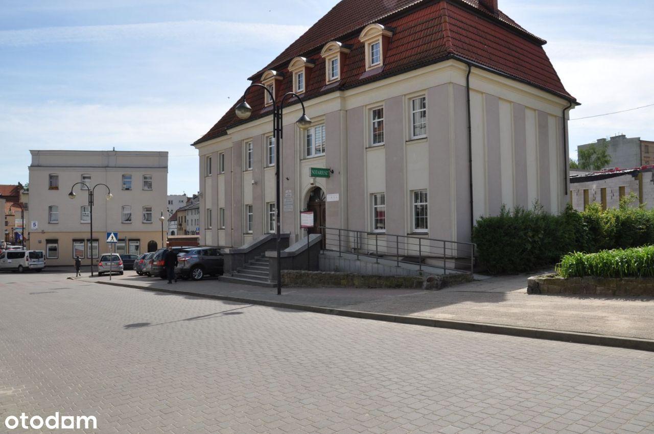 Odrestaurowana kamienica z działką w centrum