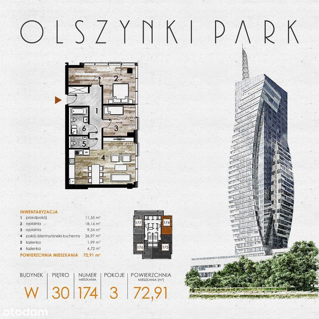 Olszynki Park - Apartament W174