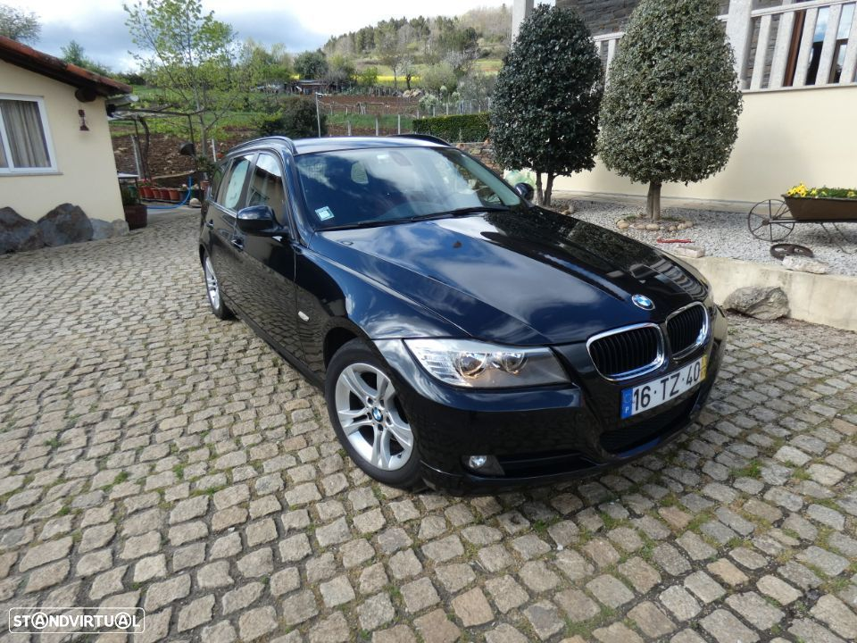 BMW 320 d Touring EfficientDynamics - 1