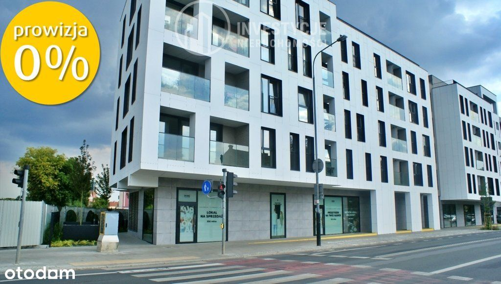 Przestronny apartament w sercu Poznania/ Garbary