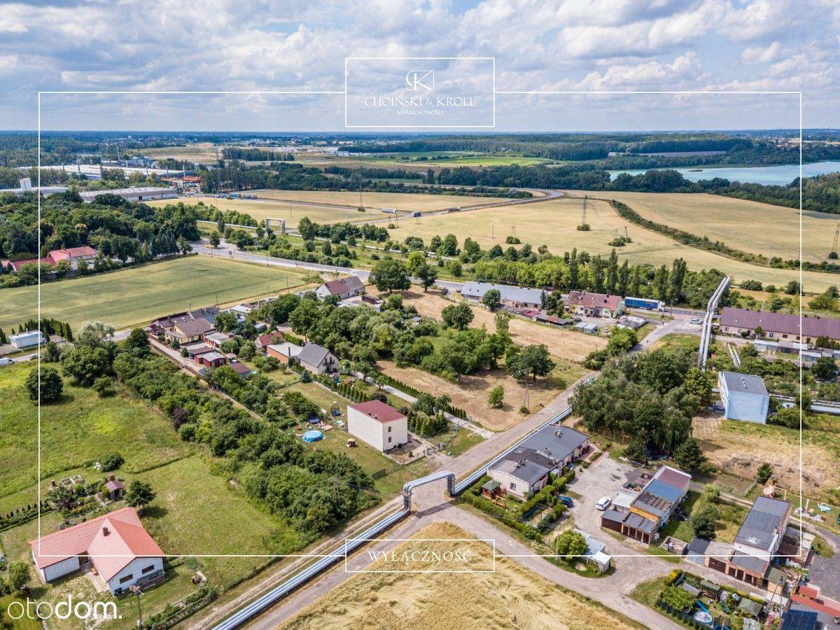 Działka mieszkaniowo-usługowa w Koninie 0% Pcc