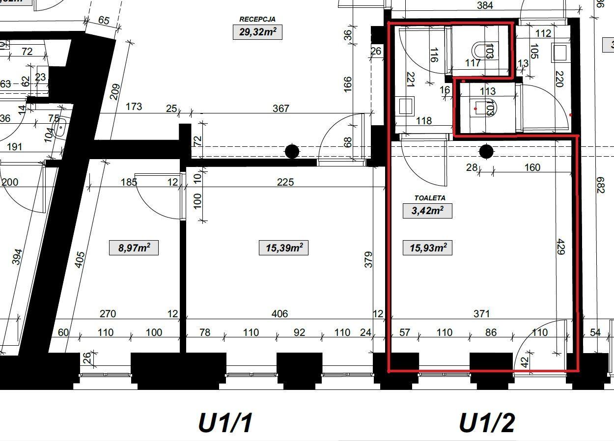 Biuro - 19,36 m2, Fabryka II ul. Krasińskiego 10
