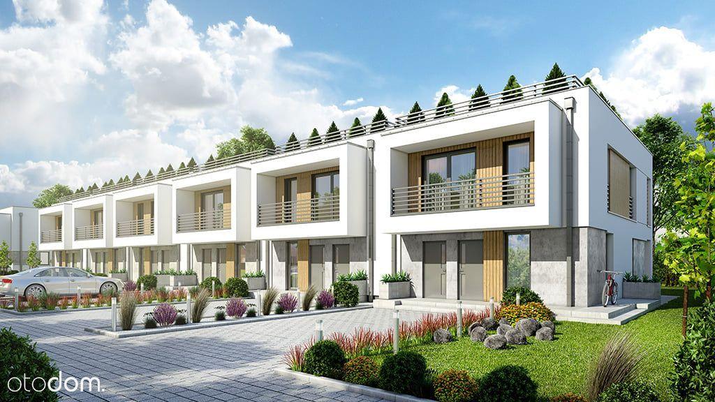 Nowe Mieszkanie 3 pokoje, 55 m2, ogródek