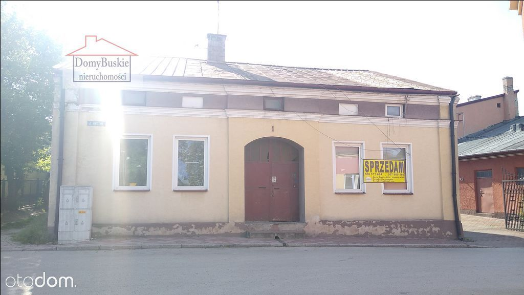 Kamienica Centrum Chmielnik , do negocjacji .