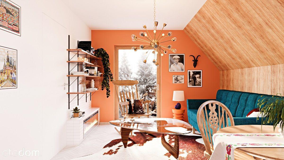 Czarny Potok 61   własny apartament w Krynicy 3B