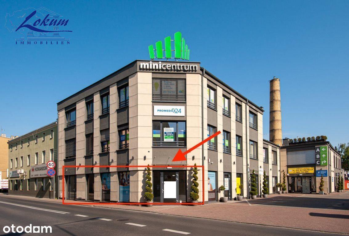 Lokal użytkowy, 105 m², Leszno