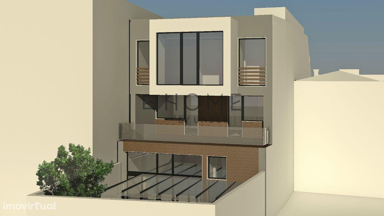 Apartamento T2 em Ovar, Segundo Andar, em Construção