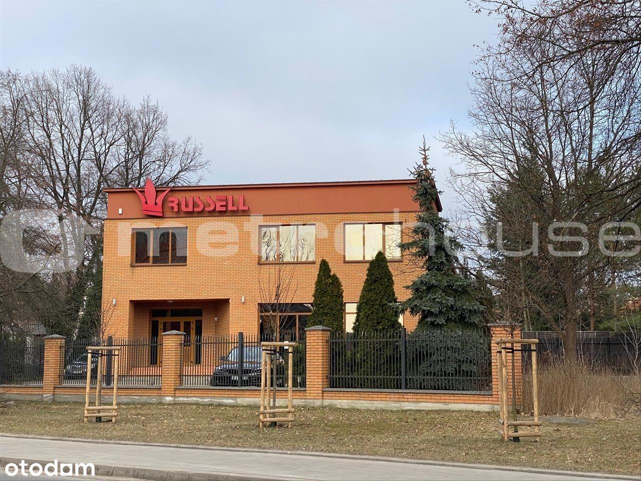 Przestronne Biuro Z Magazynem Centrum Wawra