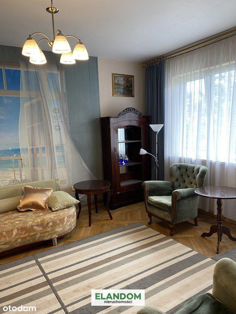 Dwupokojowe mieszkanie w Michalinie.