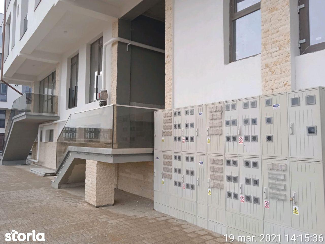 Parter Apartament 2 camere 44mp Azure Residence Doamna Stanca
