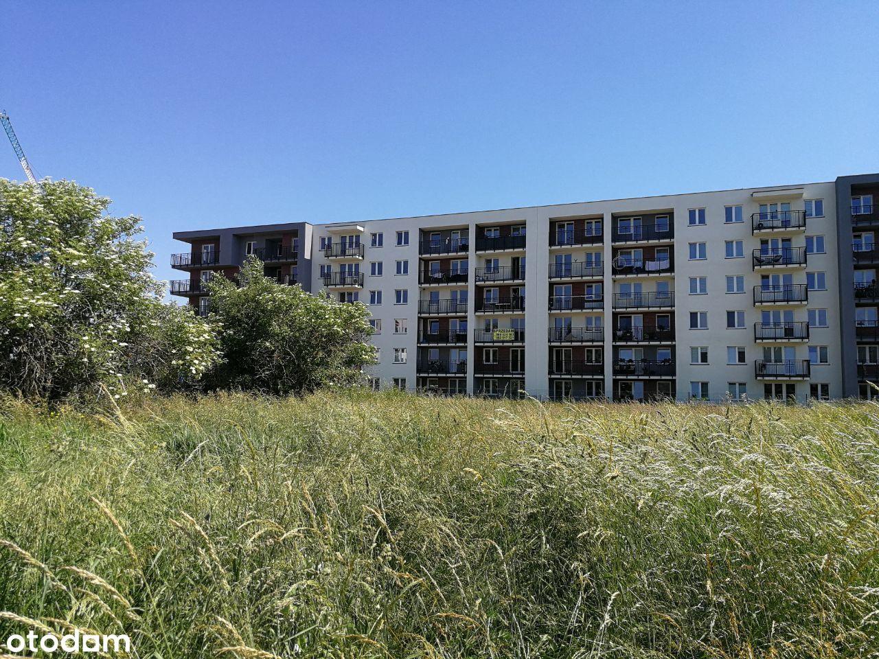 Przestronny apartament z dwoma balkonami, 4 pokoje