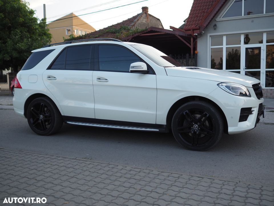 Mercedes-Benz ML - 2