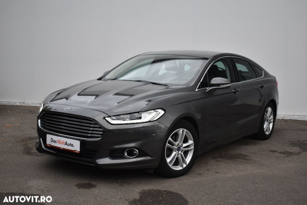 Ford Mondeo 1.5 - 22