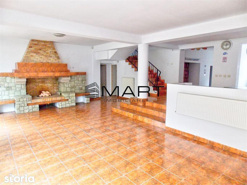Vila de lux 7 camere 390mp utili + curte 200mp zona Strand