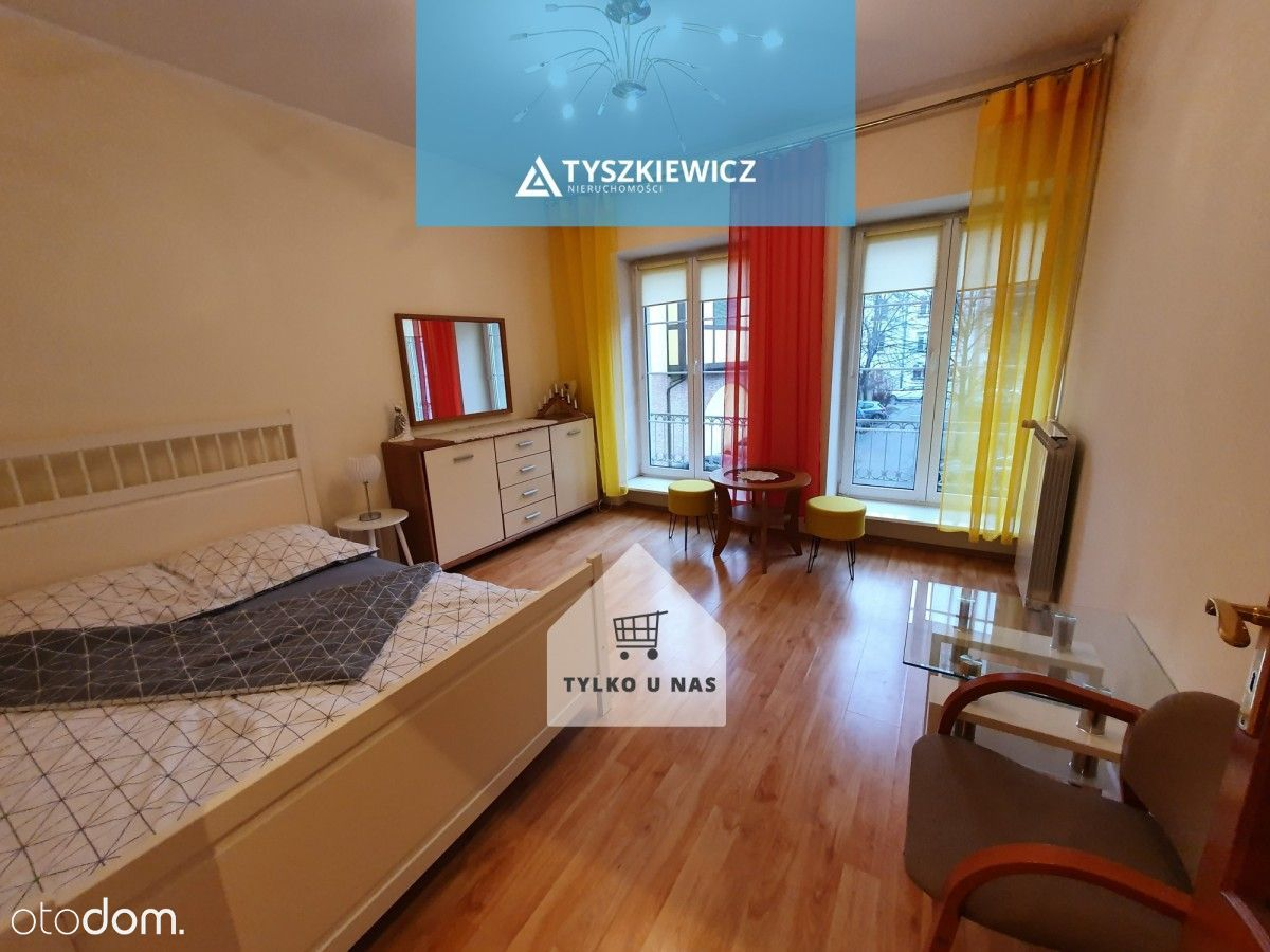 Na wynajem 2 pokoje Starówka Gdańsk