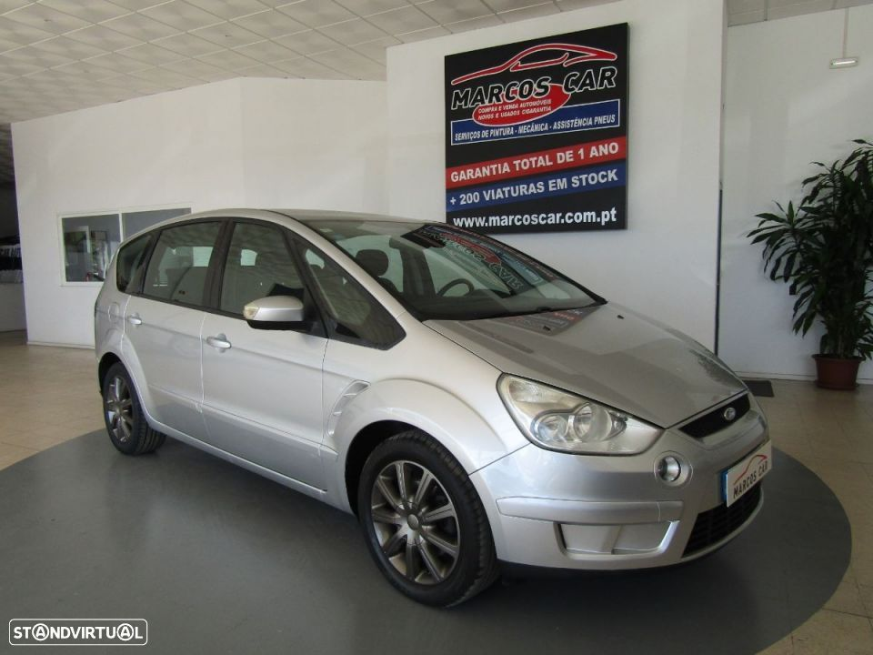 Ford S-Max 2.0 Tdci 7 Lugares - 1