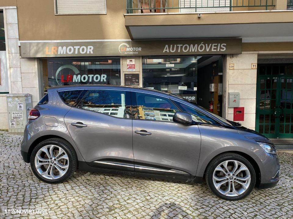 Renault Scénic 1.5 dCi Sport SS - 1