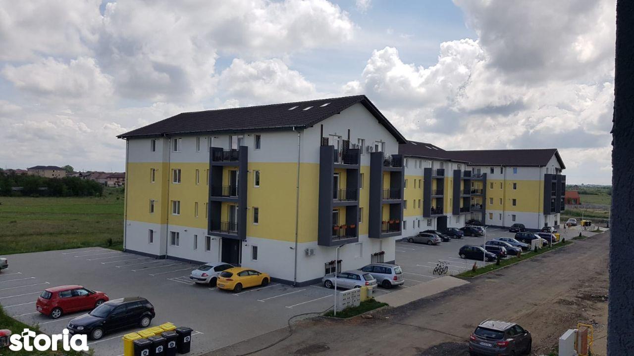 Dezvoltator imobiliar vand apartament 1 camera la cheie in bloc nou