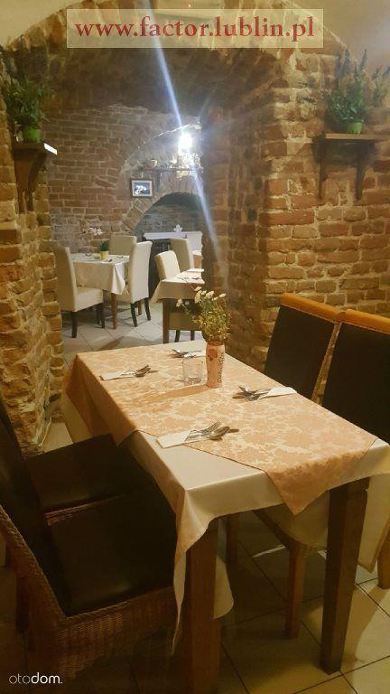 Lokal gastronomiczny Stare Miasto Lublin