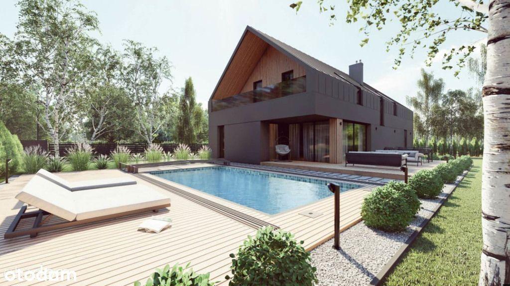 Luksusowy dom z basenem| Wykończony | 5 pok. | Eng