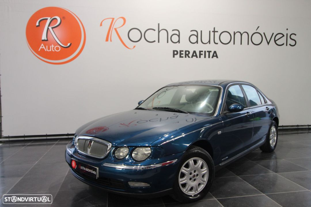 Rover 75 Exclusive 2.0 - 1