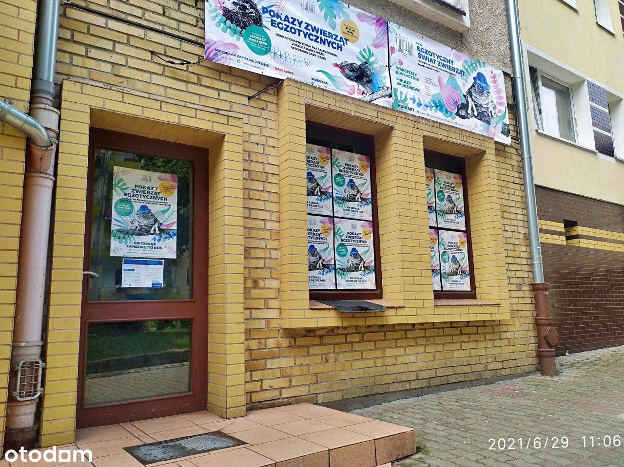 Lokal użytkowy, 52 m², Kołobrzeg