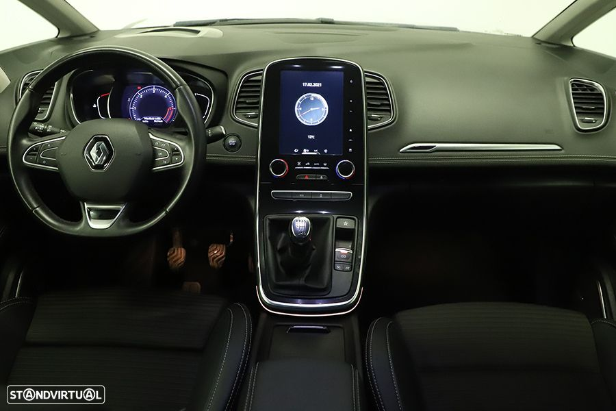 Renault Grand Scénic G.SCÉNIC 1.7 BLUE DCI BOSE EDITION - 13