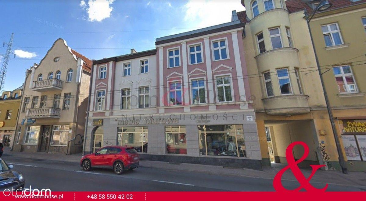 Niestandardowe mieszkanie Sopot