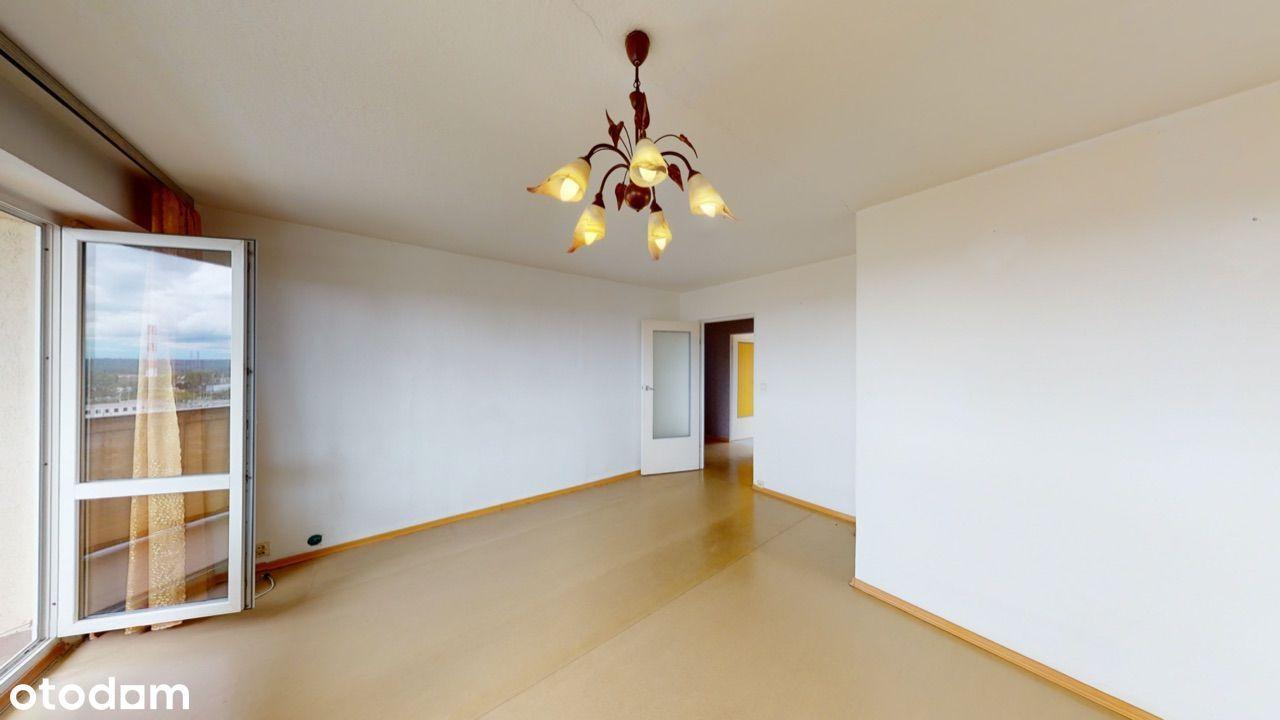 Mieszkanie 61m2, ul.Romera, Osiedle Niepodległości