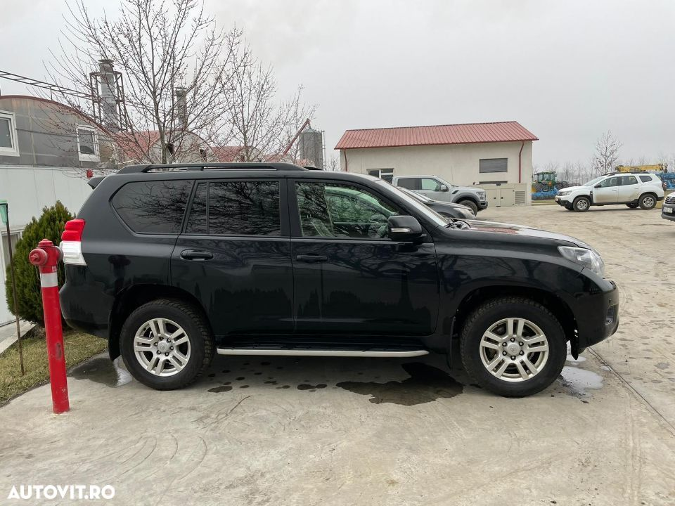 Toyota Land Cruiser 3.0l - 2