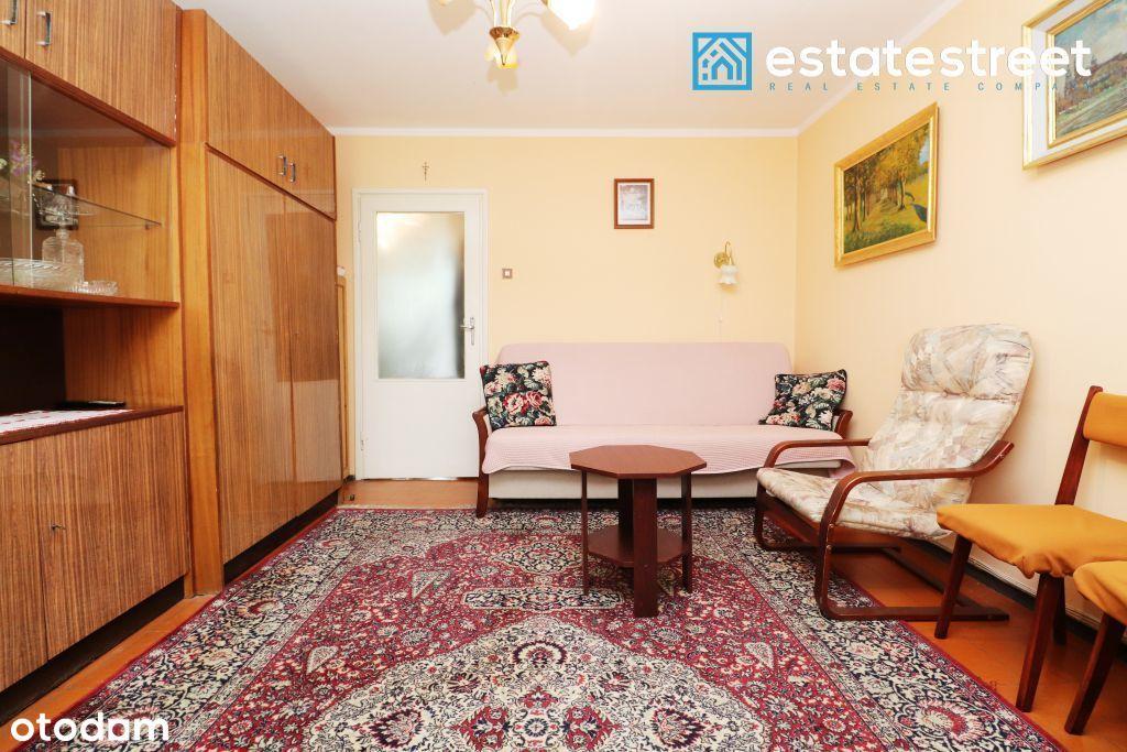 2-pok. mieszkanie z balkonem i 10 metrową piwnicą!