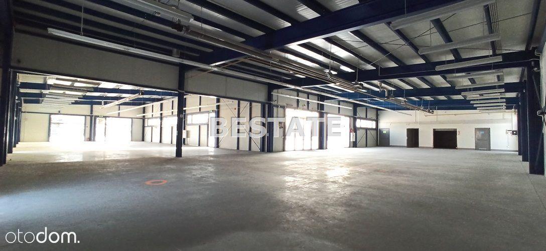 721m2 powierzchni handlowo-usługowo-magazynowej