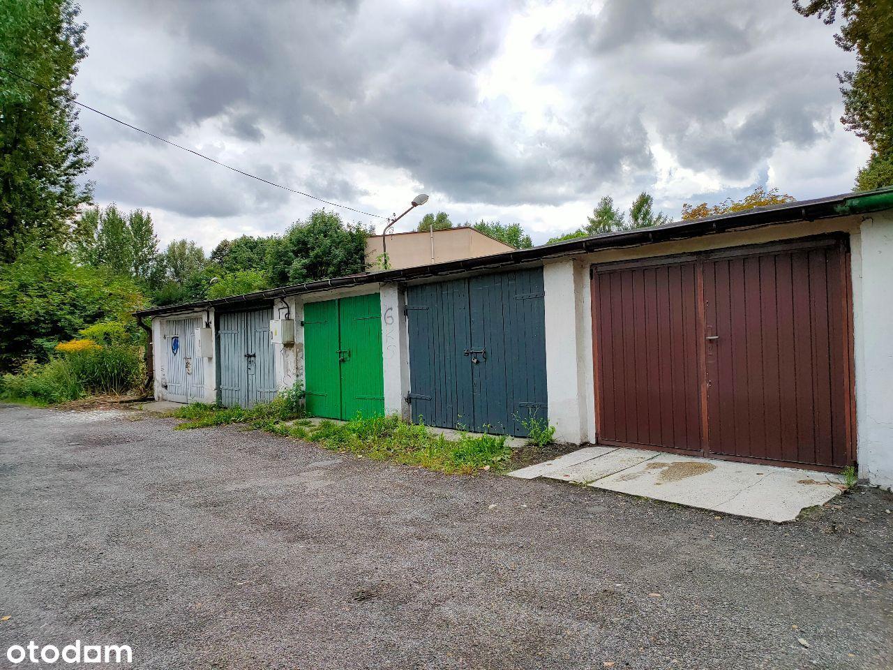 Sprzedam garaż murowany Katowice Brynów