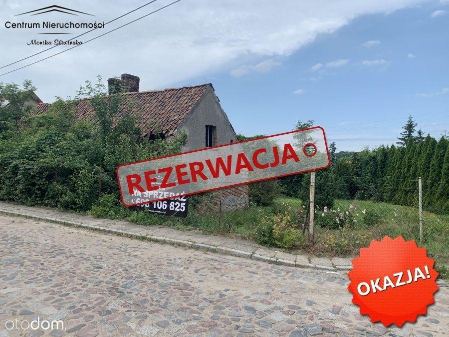 Na sprzedaż działka budowlana w Chełmnie