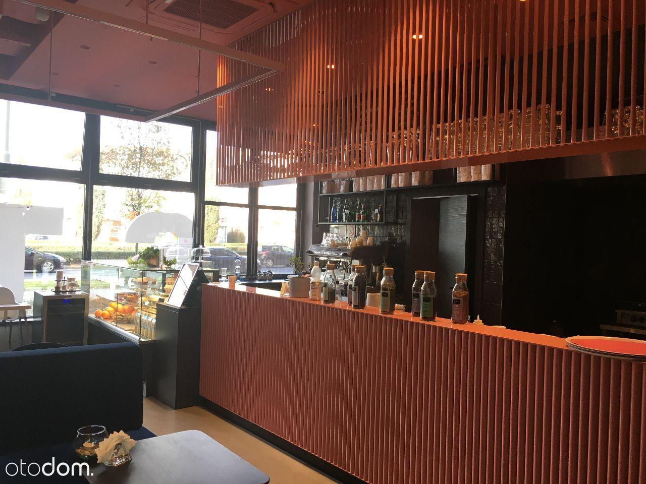 Kawiarnia z OGRÓDKIEM w Centrum Akademickim