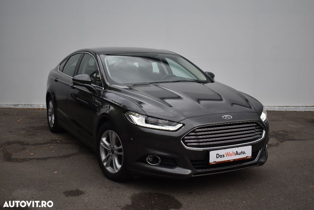 Ford Mondeo 1.5 - 25