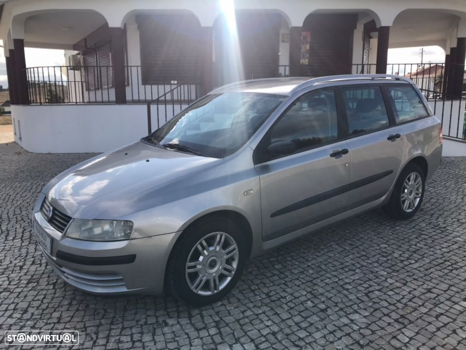 Fiat Stilo Multiwagon 1.6 16v**ArCondicionado**1Dono** - 5